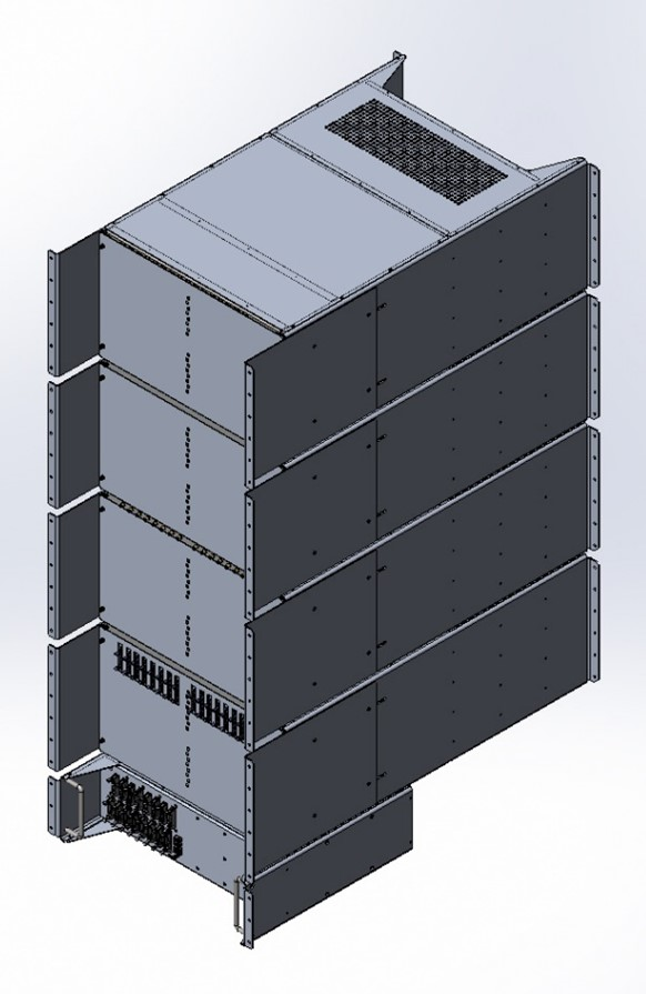 MultiBeam Rack with Thread Injection